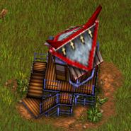 Serpent Peasant Hut