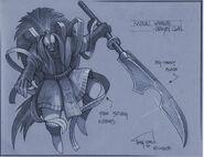 Dragon Kabuki Warrior