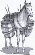 Pack Horse
