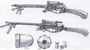 Musket Concept2