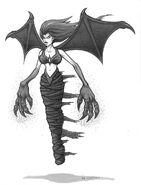 Demoness - Serpent Clan