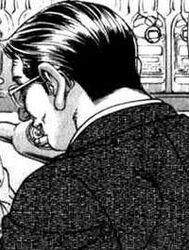 Kayoko Kotohiki's Father