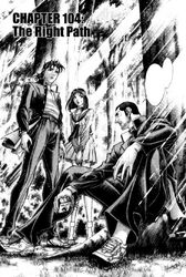 Chapter 104-The Right Path