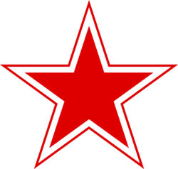 Soviet Air Force Roundel 1