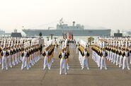 ROK Navy Midshipmen