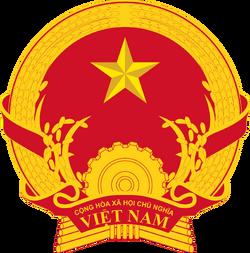 Vietnam Emblem 1