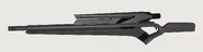 M2077 anti-material rifle