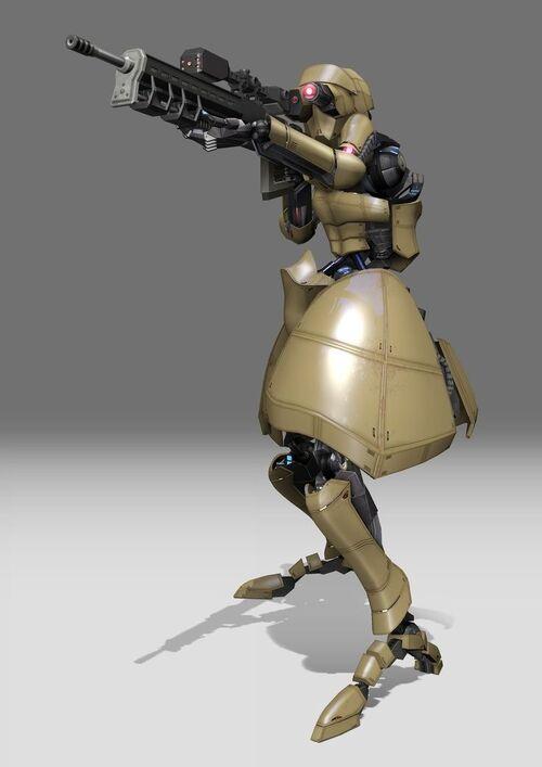 SP-series robot