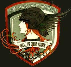 Razgriz Air Command Emblem