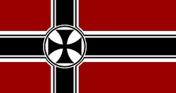 Millennium War Flag