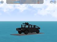 Humvee ONI Security