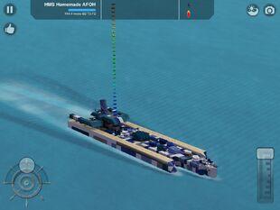 HMS HOMEMADE AFOH