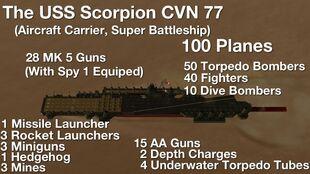 The USS Scorpion