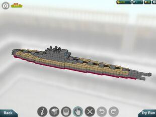DSPF USS ARIZONA II