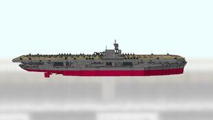 USS Enterprise CV-6 2