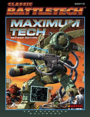 File:BattleTech Maximum Tech cover.jpg