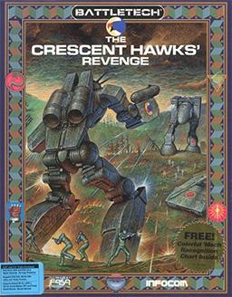 BattleTech - The Crescent Hawk's Revenge Coverart