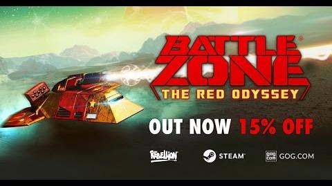 Battlezone 98 Redux - The Red Odyssey Official DLC Launch Trailer