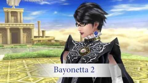 Super Smash Bros. – Bayonetta Gameplay and Stage Breakdown