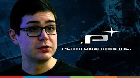 Interview with JP Kellams from PlatinumGames