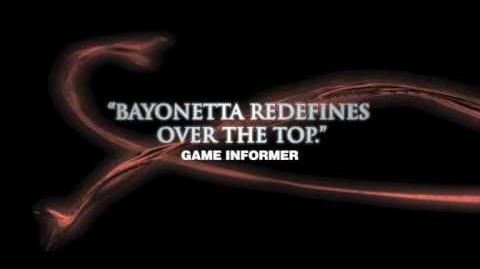 Bayonetta 'In for the Kill' Commercial