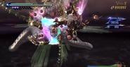 Bayonetta 2 Iustitia seed attack