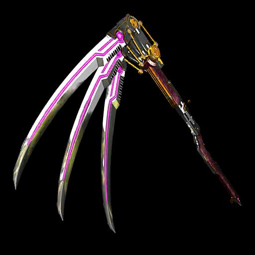 Rodin Bayonetta Weapon