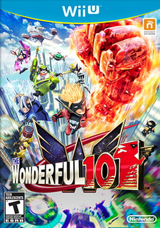 File:The Wonderful 101 Box Art.png