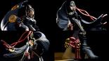 Bayonetta - SSB4 amiibo details 02
