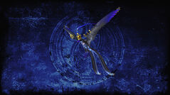 Bayonetta 2 Crow Form