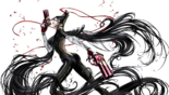 Bayonetta Bloody Fate - Bayo Artwok