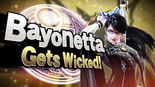Bayonetta Splash Art SSB4