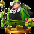 SSB4 Trophy - Wonder Green.png