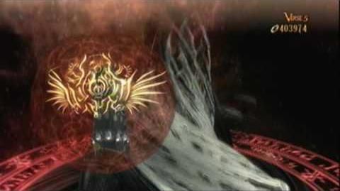 Bayonetta Infernal Demon summons