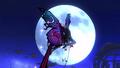 SSB4 - Bayonetta Moon.png