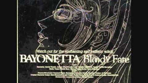 Bayonetta Bloody Fate OST - Theme of Bayonetta - Mysterious Destiny (Trust Ver)