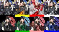 Bayonetta Costumes SSB4