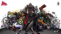 PlatinumGames 10th Anniversary Wallpaper