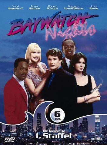File:German Baywatch Nights Season 1 DVD.jpg