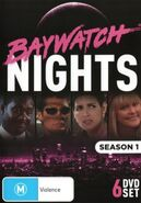 Australian Baywatch Nights Season 1 DVD