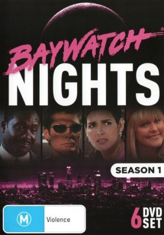 File:Australian Baywatch Nights Season 1 DVD.jpg