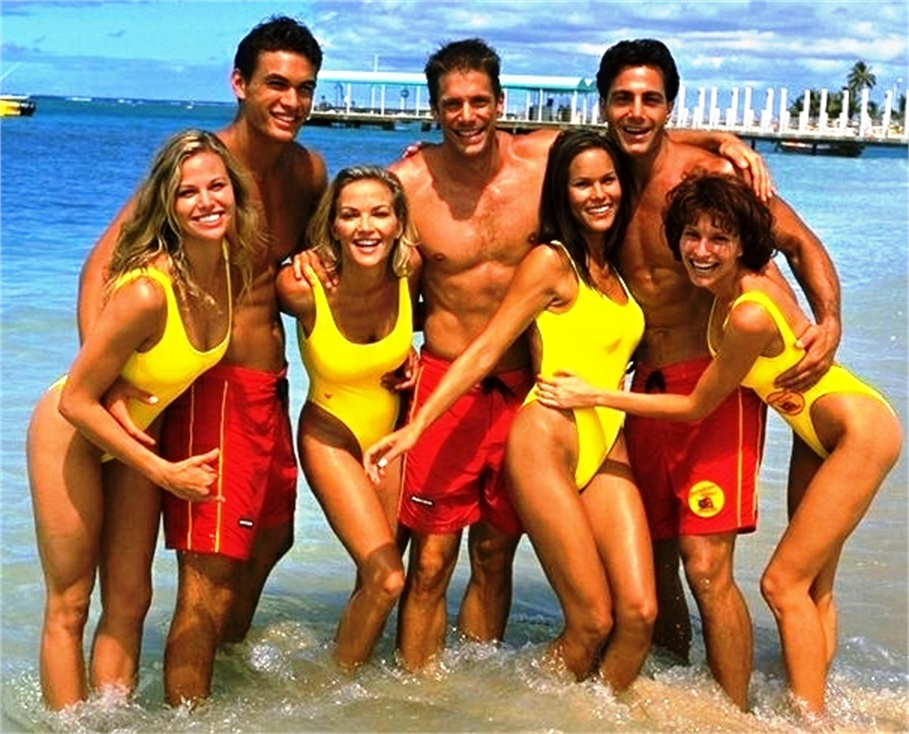 Baywatch Characters