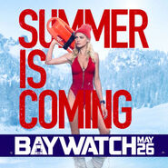 Baywatch CJ Summer Is Coming promo