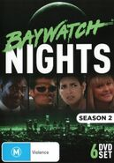 Australian Baywatch Nights Season 2 DVD