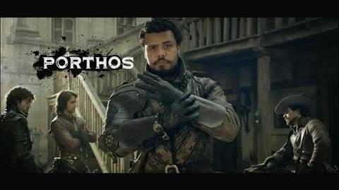 Porthos Teaser Trailer - The Musketeers - BBC One