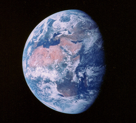 File:Earth from Moon view.jpg