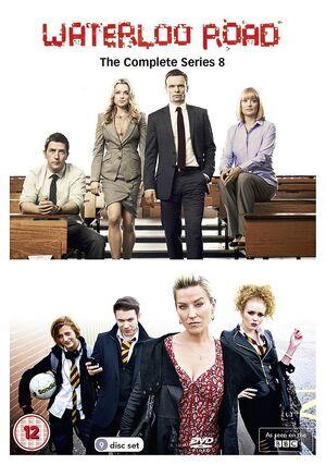 Series 8 DVD case