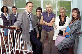 Cast of WR series 1
