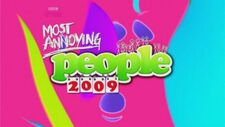 BBC Most Annoying People 2009