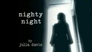 Nighty Night title card